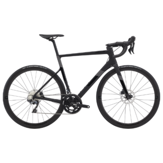 CANNONDALE Cannondale SuperSix EVO Crb Disc Ult 2020 Matte Black   56