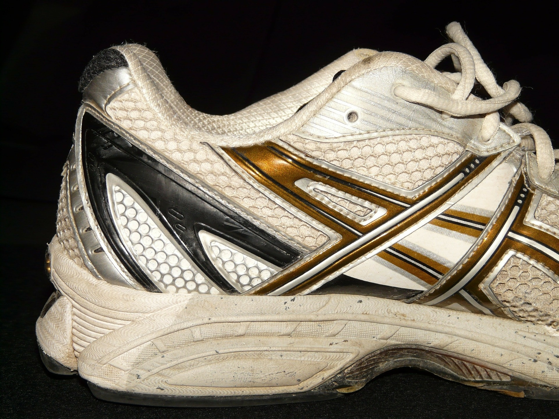 The Life  of a Running Shoe.
