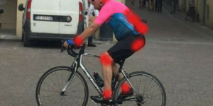 Cycling in Pain