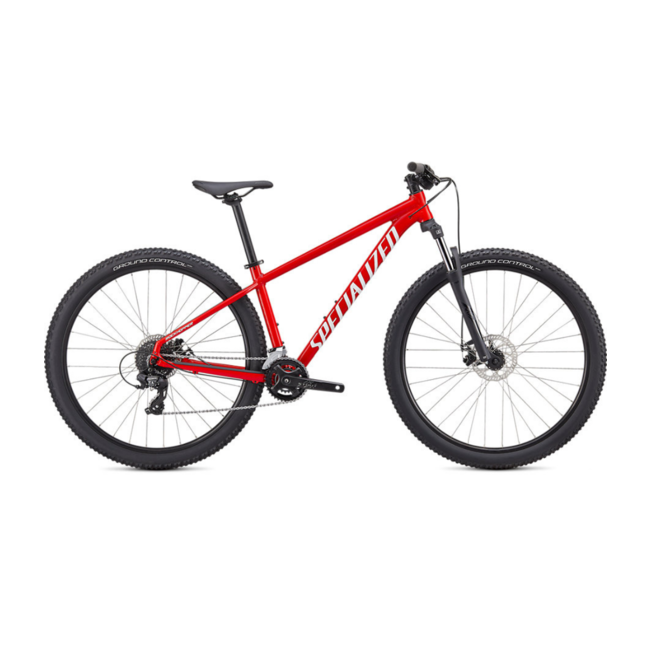 SPECIALIZED  Rockhopper 27.5 Gloss Flo Red  White  X-Small