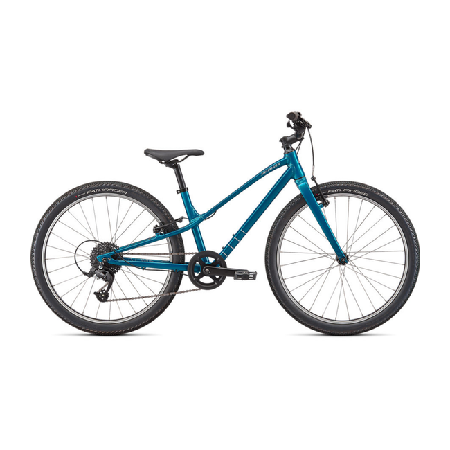 SPECIALIZED Jett 24 Gloss Teal Tint Flake Silver 24