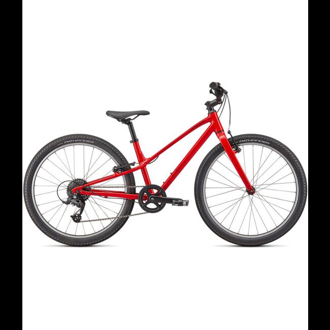 SPECIALIZED Specialized Jett 24 Gloss Flo Red Black