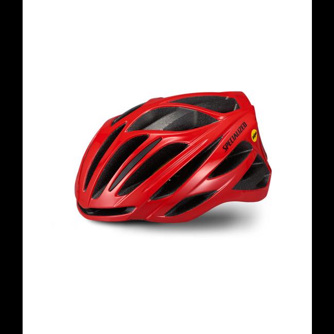 SPECIALIZED Echelon II Flo Red/Black Reflective Medium