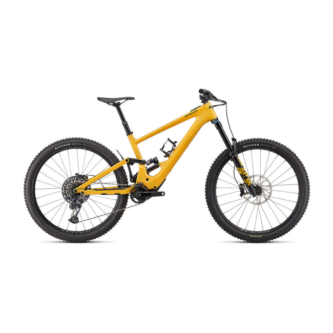 SPECIALIZED Turbo Kenevo SL Expert Gloss Brassy Yellow / Black S3