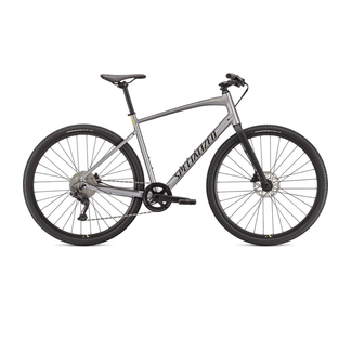 SPECIALIZED Specialized Sirrus X 3.0 Gloss Flake Silver / Ice Yellow / Satin Black Reflective Large
