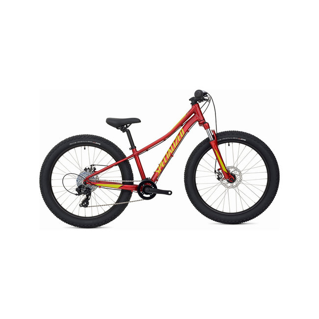 SPECIALIZED Riprock 24 Candy Red / Hyper / Black 11