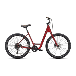 SPECIALIZED Specialized Roll Elite - Low-Entry Gloss Metallic Crimson / Rocket Red / Satin Black Reflective Small