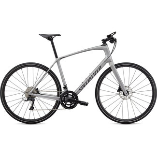 SPECIALIZED Specialized Sirrus 4.0 Satin Flake Silver / Charcoal / Black Reflective Medium