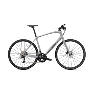 SPECIALIZED Specialized Sirrus 4.0 Satin Flake Silver / Charcoal / Black Reflective Large