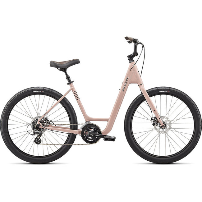 SPECIALIZED Roll Sport - Low-Entry Gloss Blush / Smoke / Satin Black Reflective Small