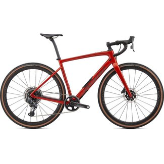 SPECIALIZED Specialized Diverge Pro Carbon Gloss Redwood/Smoke/Chrome/Clean 52