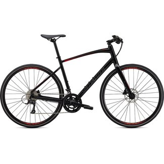 SPECIALIZED Specialized Sirrus 3.0 Gloss Cast Black / Rocket Red / Satin Black Reflective Large