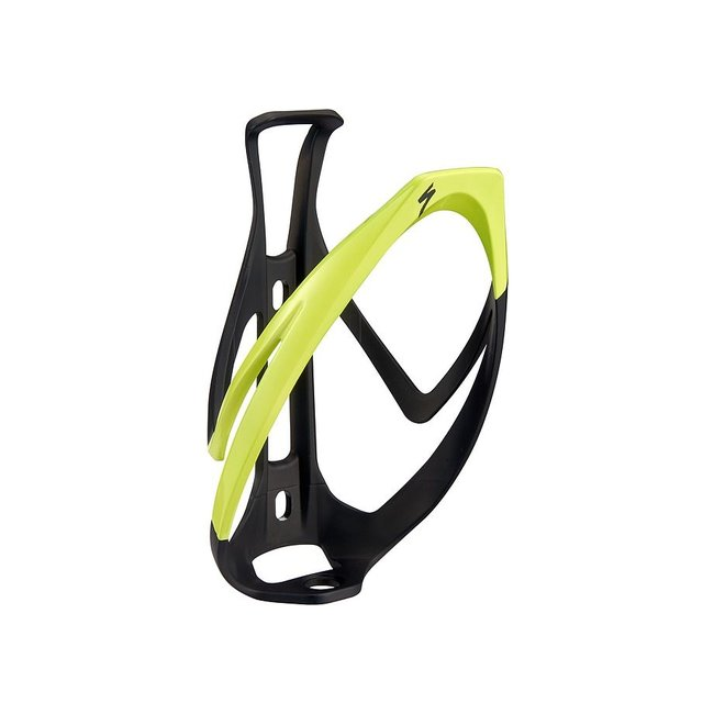 SPECIALIZED Rib Cage II Matte Black / Hyper Green