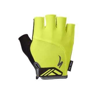 SPECIALIZED Specialized Men's Body Geometry Dual-Gel Gloves Hyper Green Small