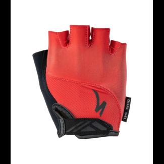 SPECIALIZED Specialized Women's Body Geometry Dual-Gel Gloves Red Medium