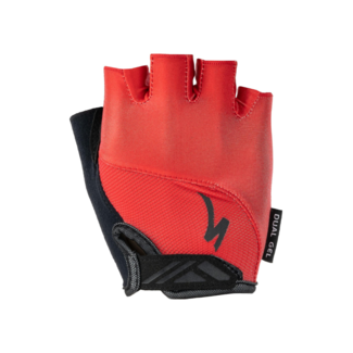 SPECIALIZED Specialized Men's Body Geometry Dual-Gel Gloves  Red