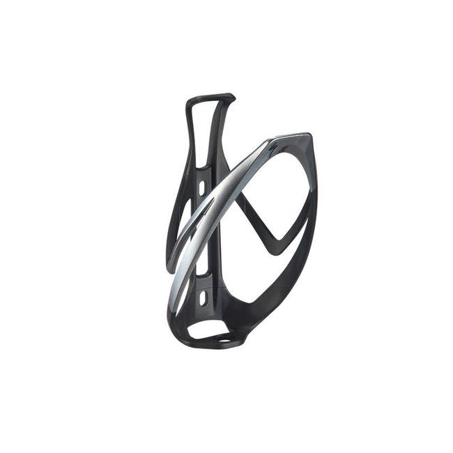 SPECIALIZED Rib Cage II Matte Black/Liquid Silver