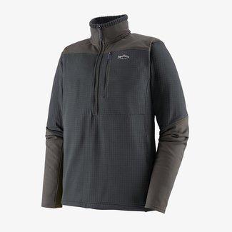 PATAGONIA Patagonia Men's Long-Sleeved R1 Fitz Roy 1/4 Zip Sweater Men's