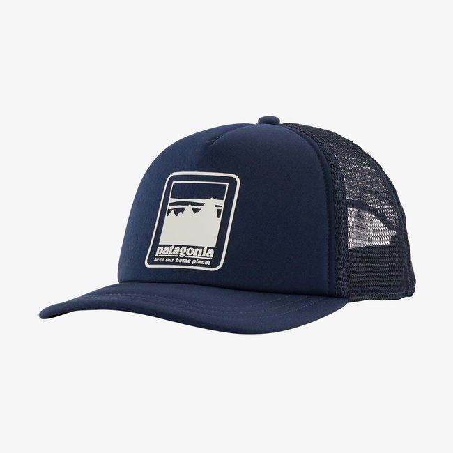 PATAGONIA Women's Alpine Icon Interstate Hat New Navy One Size