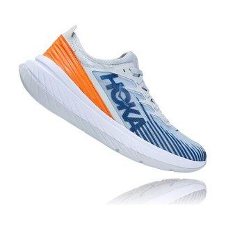 Hoka Carbon X-SPE Running Shoes Men's Plein Air/Birds Of Paradise 9.5