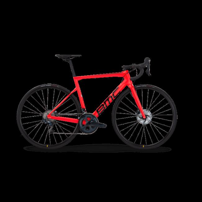 Bmc Teammachine Slr Five 2022 Neon Red/Black 51