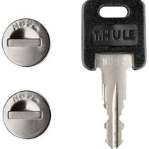 THULE ONE KEY LOCK CYLINDERS (4 PACK)