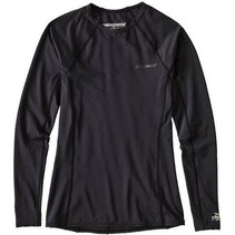 Patagonia LS Ro Top Black Large Women's
