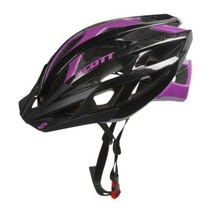 Scottt Wit Contessa Helmet Black/Purple Small