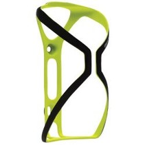 CINCH BOTTLE CAGE BLACK/FLUO YELLOW