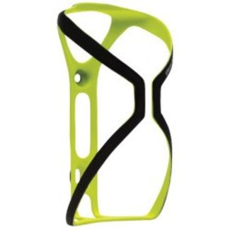 BLACKBURN CINCH BOTTLE CAGE BLACK/FLUO YELLOW