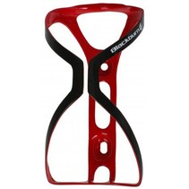 CINCH CARBON BOTTLE CAGE BLACK/GLOSS RED