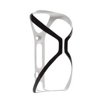Blackburn Cinch Carbon Bottle Cage Matte White/Black