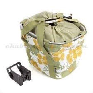 SCHWINN Schwinn Fabric Qr Front Basket