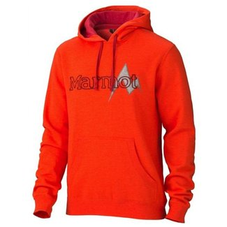 MARMOT Marmot Steep Hoody Orange Large Men's