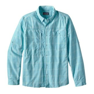 PATAGONIA Patagonia Long Sleeve Gallegos Shirt Men's