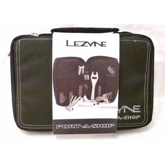 LEZYNE PORT-A-SHOP BLACK