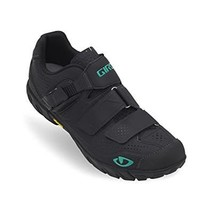 GIRO TERRADURA BLACK/DYNASTY GREEN 39 WOMEN'S