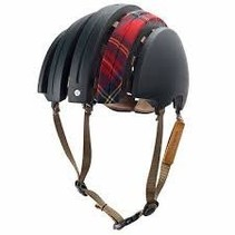 FOLDABLE HELMET CARRERA COLLABORATION WITH FABRIC COVER