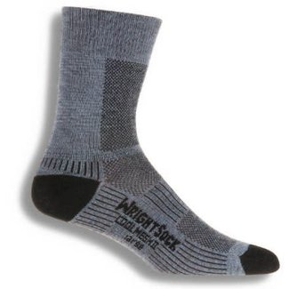 WRIGHTSOCK Wrightsock Double Layer Coolmesh II Crew