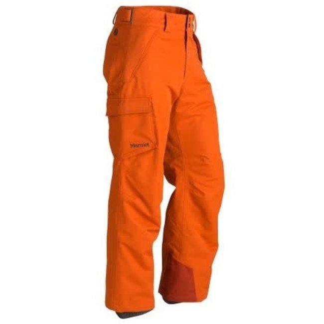 MARMOT Marmot Motion Insulated Pant Orange Extra Large Men's