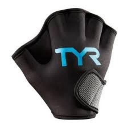 TYR TYR Aquatic Fitness Resistance Gloves