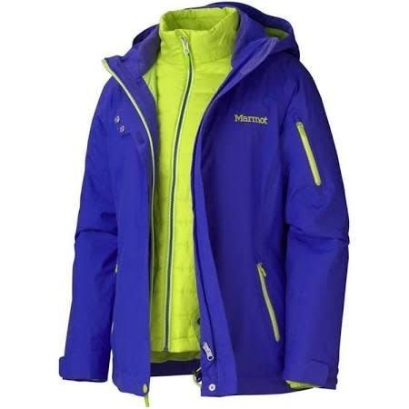 MARMOT Marmot Julia Component Jacket Electric Blue  Small Women's