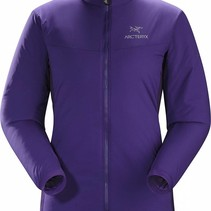 Arcteryx Atom LT Jacket Purple Medium Women's