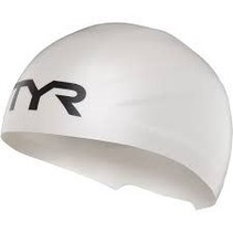 TYR Wall Breaker Cap White  XS/S