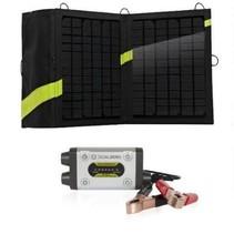 GUARDIAN 12V SOLAR RECHARGING KIT WITH BOULDER SOLAR PANEL