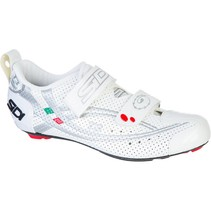 SIDI T 3.6 AIR CB WHITE/SILVER 11.5 MEN'S