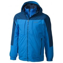 Marmot Gorge Componet Jacket Cobalt Blue Small Men's