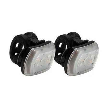 BLACKBURN Blackburn 2Fer Front/Rear Light 2 Pack