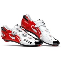 Sidi Wilre Carbon Red/White 42