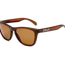 OAKLEY FROGSkINS POLISHED RETINA BROWN/BROWN POLARIZED